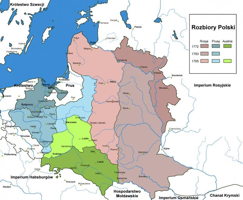 Czy rozbiory polskie były legalne – wykład na Akademii Mieszkańców