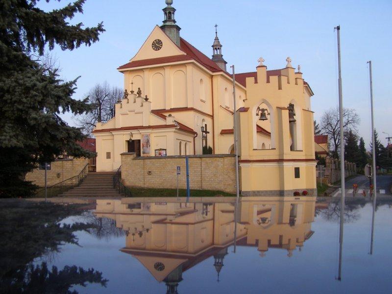 Kościół św. Bartłomieja w Mogilanach