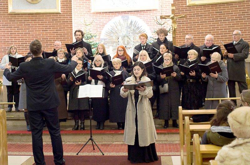 105 lat temu wystąpił chór z Mogilan