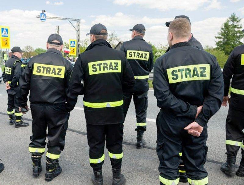 Kłamstwa i plotki na stronie OSP Buków