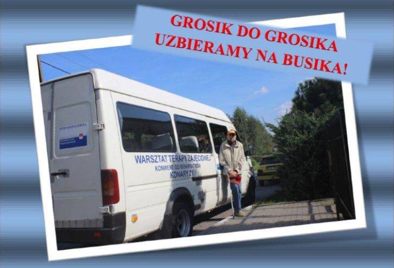 Bus dla Bonifratrów