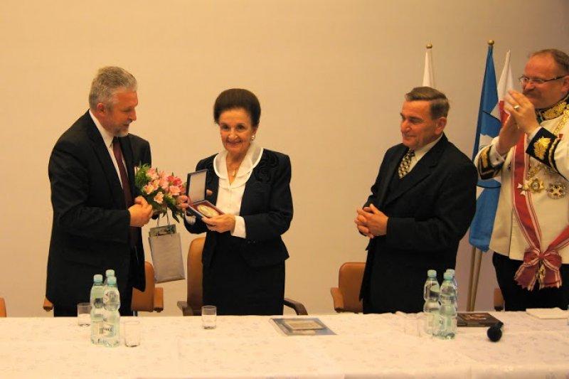 Wizyta Pani Prezydentowej Karoliny Kaczorowskiej