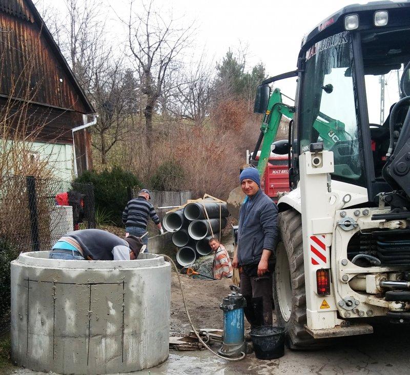 Ulica Mogilańska - ruszył remont!