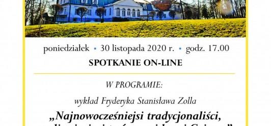 Akademia Mieszkańców, 30 listopada godz. 17.00