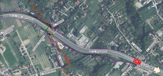 Konsultacje on-line w sprawie nowych inwestycji na zakopiance w Libertowie i Gaju!