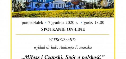 Miłosz i Czapski. Spór o polskość