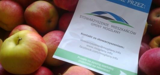 """Akcja """"Jabłka dla potrzebujących"""""""