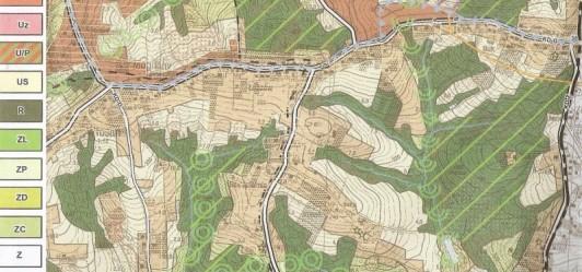 Poważne błędy w projekcie Studium zagospodarowania przestrzennego