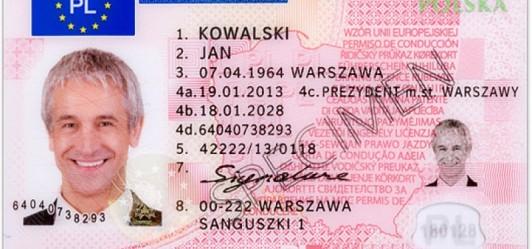 Nowe prawa jazdy w Skawinie od 1 kwietnia