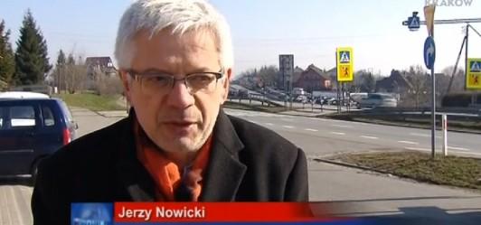 5 lat walki o kładkę - materiał w TVP Kraków