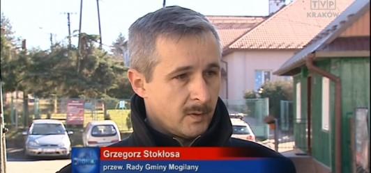 O poczcie mogilańskiej w Kronice TVP Kraków