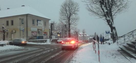 Ulica Krakowska w Mogilanach