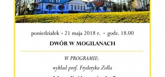 W poniedziałek 21 maja - Akademia Mieszkańców w Mogilanach
