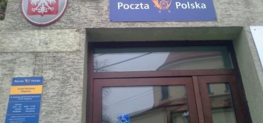 Poczta w Mogilanach - godziny otwarcia
