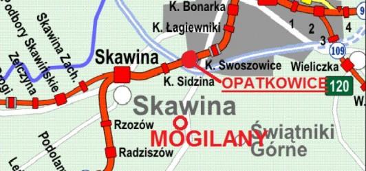 Potrzebna stacja PKP Opatkowice