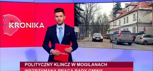 Kronika Krakowska o konflikcie w Mogilanach